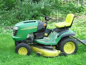 Mini  Lawn Tractor