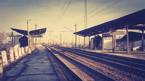 outstanding train station wallpapers