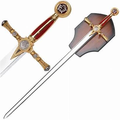 Masonic Swords Sword Medieval Ceremonial Classic Freemasonry