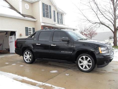 2013 Chevrolet Avalanche Ltz Black Diamond Topismagcom