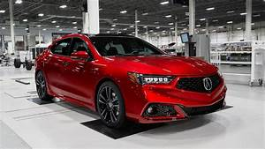 2020 Acura TLX PMC Edition goes to NSX finishing school ...