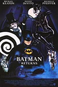 Batman Returns (1992) posters - Superhero Movies