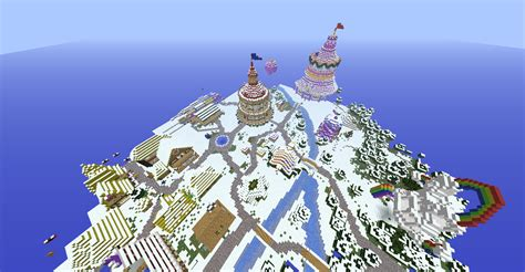 Bronycraft*** My Little Pony Map***2gb***lots Of New