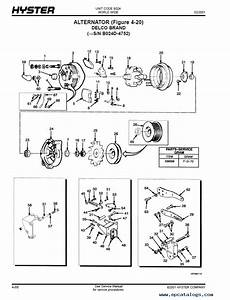 Hyster Parts Diagram  U2022 Downloaddescargar Com