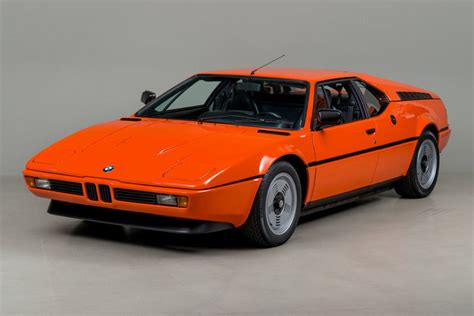 Mint 1980 Bmw M1 Is Asking For 5,000 To Be Part Of Your