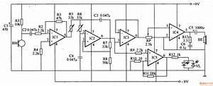 Electronic Stethoscope 1  - Basic Circuit