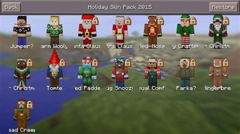 minecraft brings  holiday spirit   character