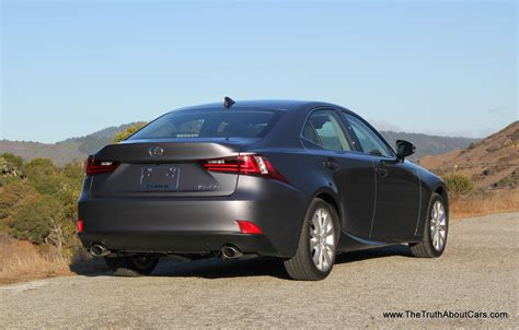 lexus 2014 is 2014 lexus is 250 exterior the truth about cars