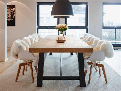 Esszimmer Le Design by Id 233 Es Pour D 233 Corer Un Appartement Sobre Et Chaleureux