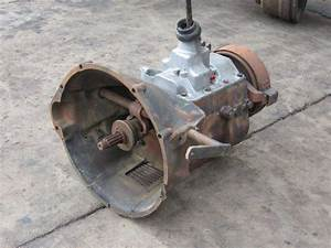 New Process 435 Transmission For A 1981 International 1600