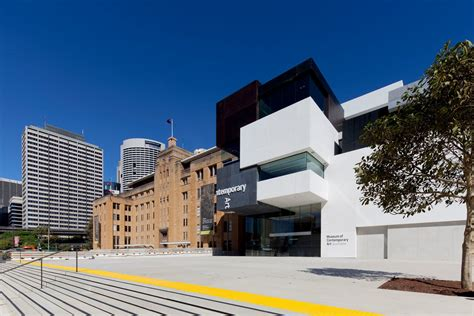modern museum museum of contemporary arts sydney arhitektura
