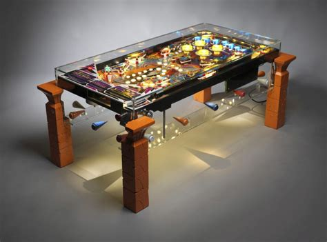 Druid Interactive Coffee Table Represents Art Of Vintage