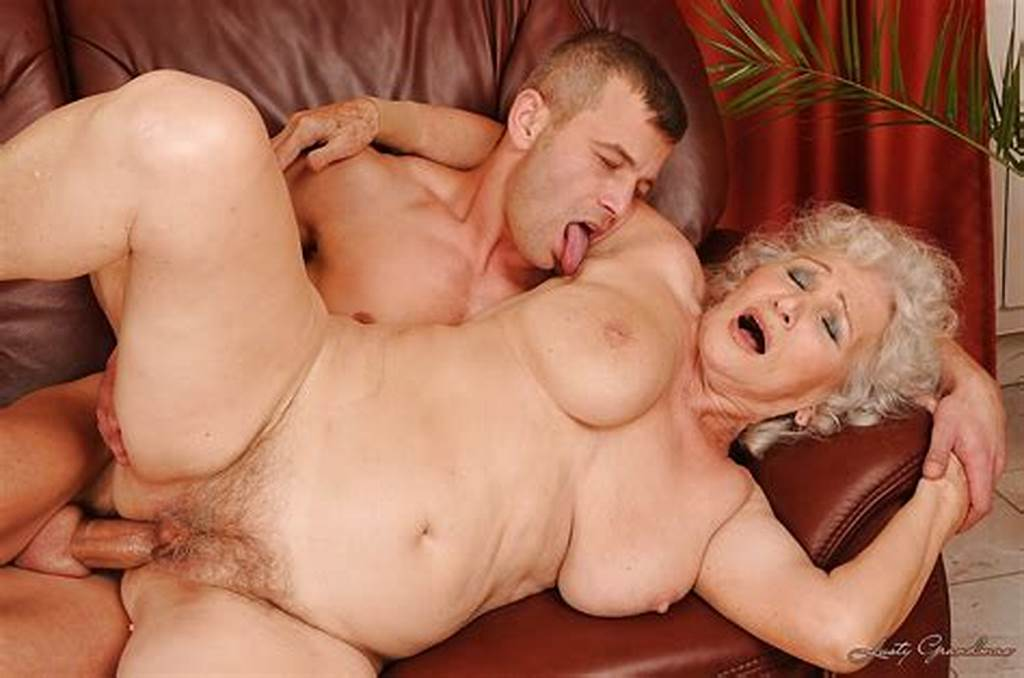 #Busty #Granny #Gets #A #Meaty #Dick #In #Her #Cunt #And #Gets #Her