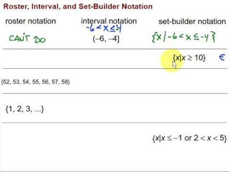 set builder notation worksheet wiildcreative