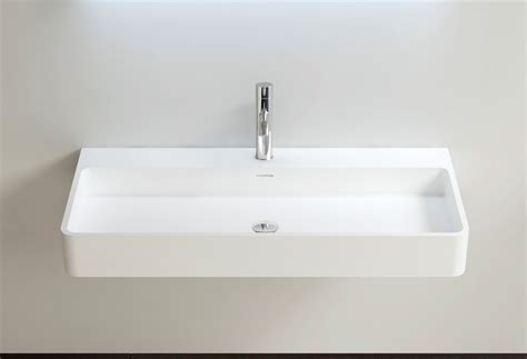 Bathroom Sink by Tips How To Install Wall Mounted Trough Sink For Your