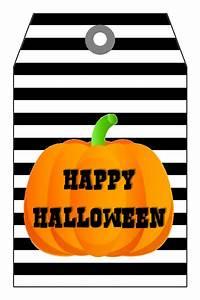 Healthier Halloween Treat Idea + FREE Halloween Printable ...