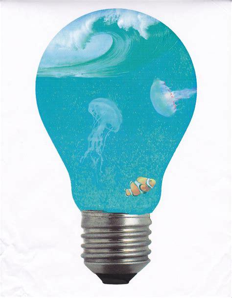 surrealism light bulb aquarium by rliang13 on deviantart