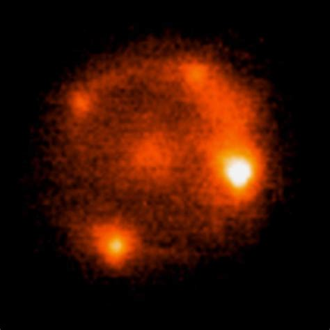 How To Measure Speed Of Light by Cosmic Magnifying Glass Reveals Supernova Explosion 4