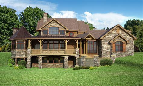 4 Bdrm, 4,410 Sq Ft Craftsman Home