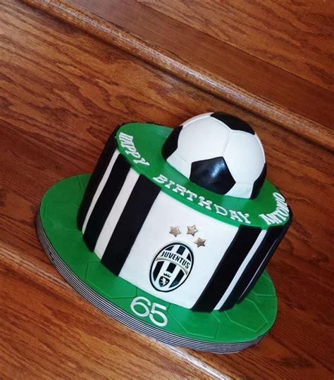 JUVENTUS SOCCER | Soccer ball cake, Juventus soccer, Juventus