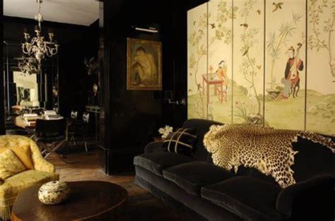 black and gold interior black and gold interiors celebrate decorate
