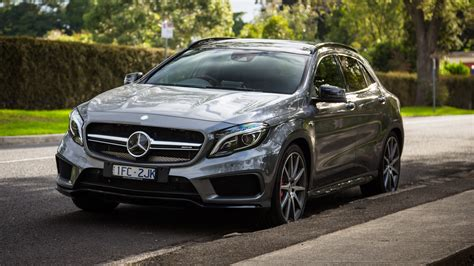 Mercedes Amg by 2016 Mercedes Amg Gla45 Review Caradvice