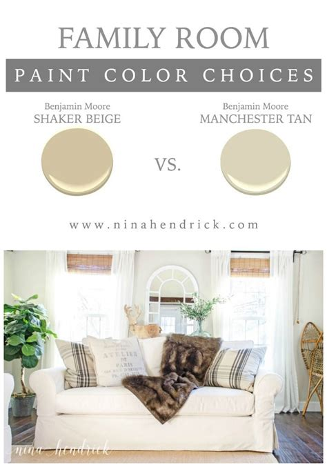 new england neutral paint color scheme love color