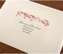 Return Labels For Wedding Invitations by Wedding Address Labels For Invitations