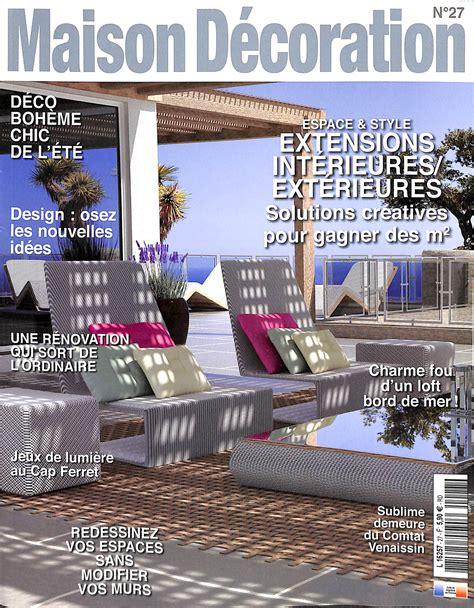 Magazine Decoration Maison by Maison D 233 Coration N 176 27 Abonnement Maison D 233 Coration