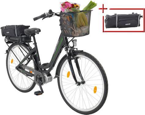 Fischer Fahrraeder E Bike City Damen 187 Ecu 1703 171 28 Zoll