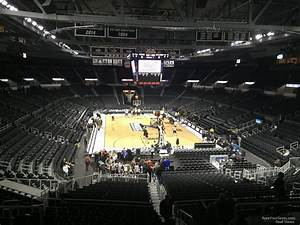 Dunkin Center Seating Chart Dunkin Donuts Center Section 202 Providence Basketball