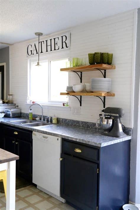 creative countertop ideas 10 creative diy kitchen countertop ideas simphome