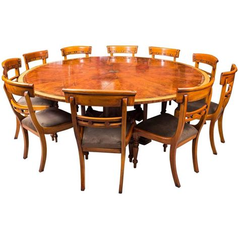 theodore alexander dining table theodore alexander flame mahogany jupe dining table and