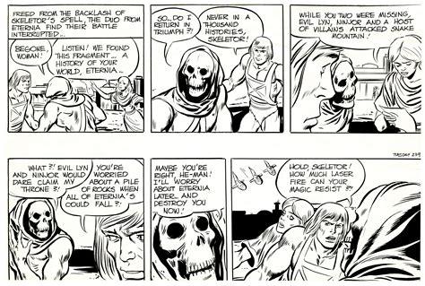 Motu Comic Strip Information Thread