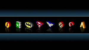Justice League Emblems by MitchellLazear on DeviantArt