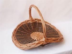 Round, Flower, Basket