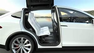 Tesla Porte Papillon : tesla model x il prezzo l autonomia la prova e tutti i dettagli ~ Nature-et-papiers.com Idées de Décoration