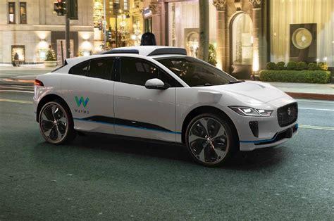 2019 Jaguar I Pace Waymo Self Driving Car 02  Motor Trend