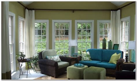 Sunroom Window Ideas by Sunroom Decorating Ideas Window Treatments Sunrooms