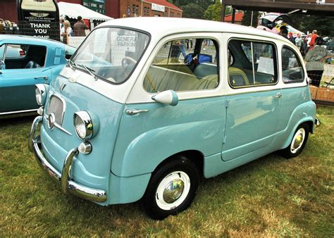 Fiat Multipla 600 by Topworldauto Gt Gt Photos Of Fiat Multipla 600 Photo Galleries