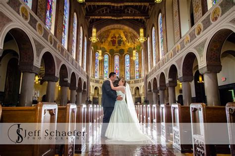 st monica st george wedding hyde park country club