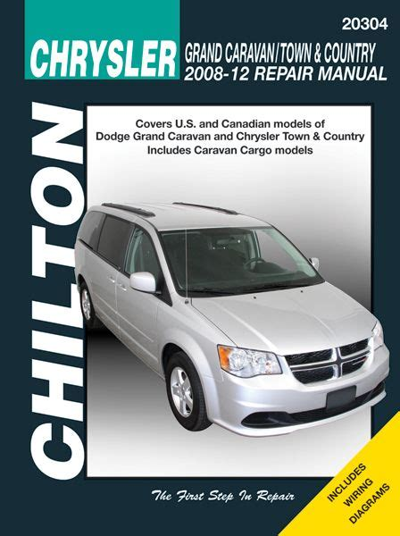 online auto repair manual 2002 dodge grand caravan parking system dodge grand caravan chrysler town country chilton repair manual 2008 2012 hay20304