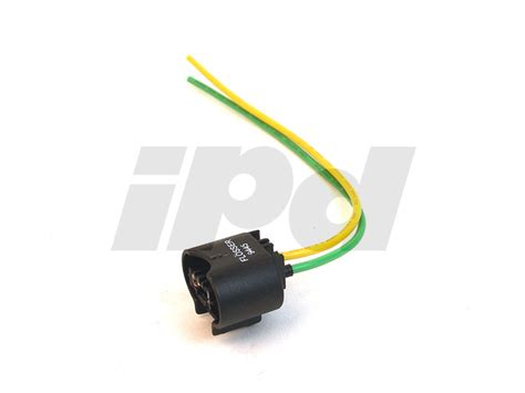 volvo headlamp socket electrical connector  hb