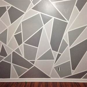 Best geometric wall ideas only on
