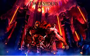 Darksiders 2 wallpaper...