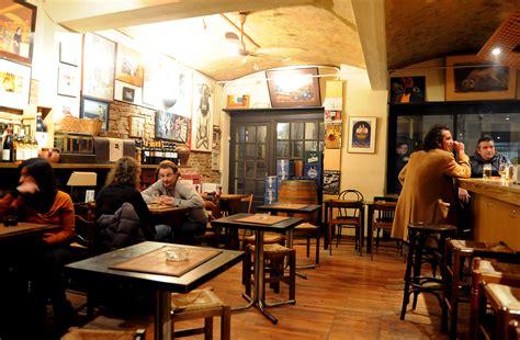 Bars And Pubs In El Gòtic, Barcelona