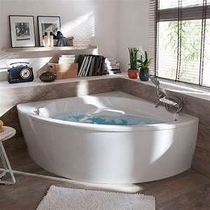 Baignoire D Angle Brico Dépot : baignoire castorama ~ Dallasstarsshop.com Idées de Décoration