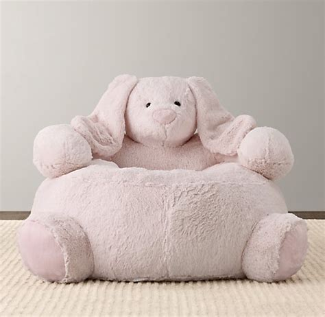 Cuddle Plush Bunny Chair