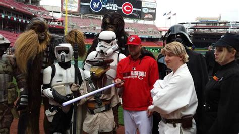 May the Fourth be with you, baseball fans! – The Purple Quill