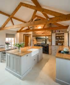barn kitchen ideas kitchen in barn conversion rutland leicestershire country kitchen east midlands by